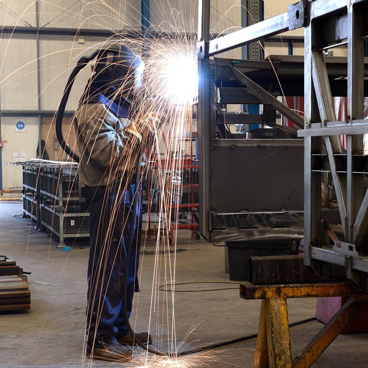 Bus Frame Manufacturing Sherburn Metalwork